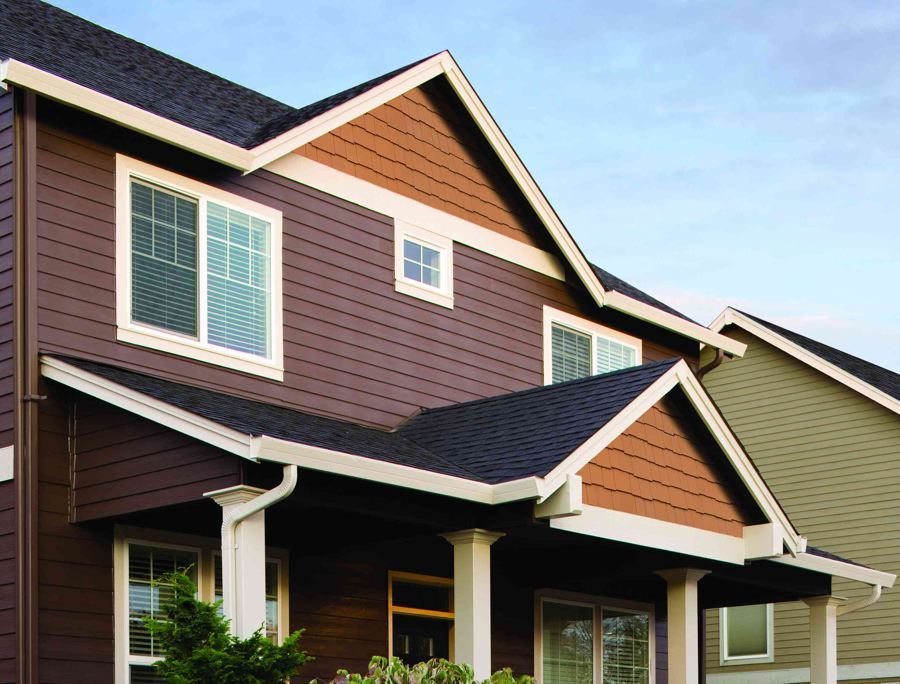 Truwood newsletter old mill shingle collins Types of house siding materials